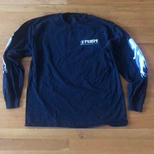 Other - Lightly worn Mens Pumps Brooklyn long sleeve tee